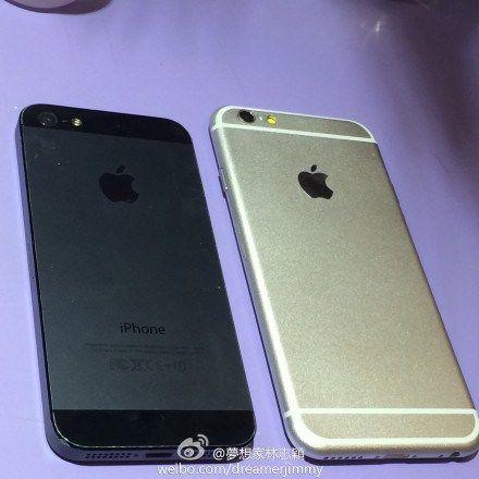 iphone6が完全にハッピーターンな件